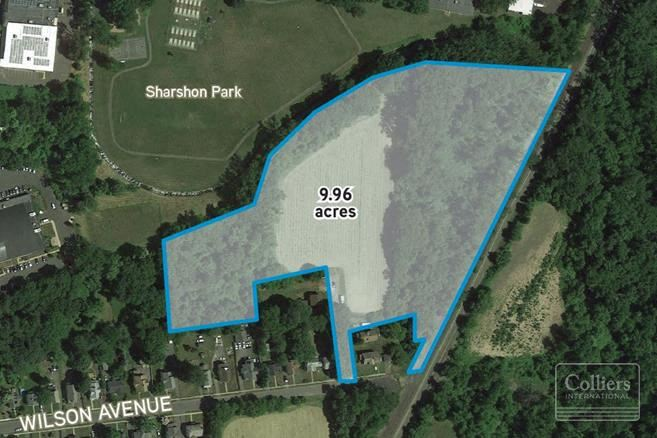 9.96 Acres For Sale in Windsor, CT