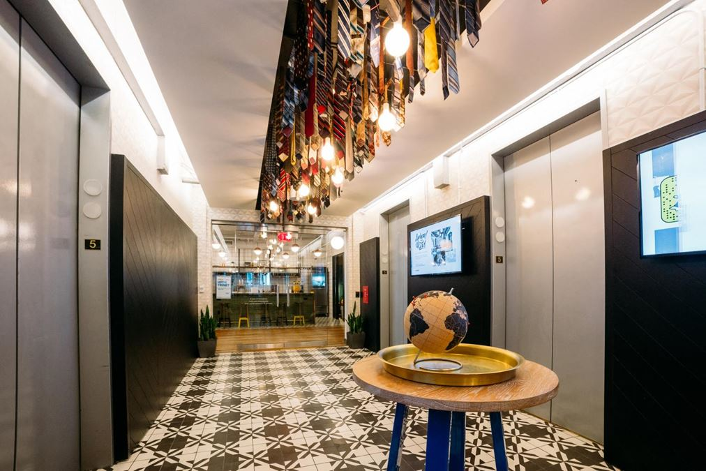 WeWork   1875 K St NW