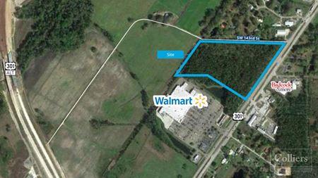 Retail Opportunity | SWC Hwy 301 & SW 143rd - Starke