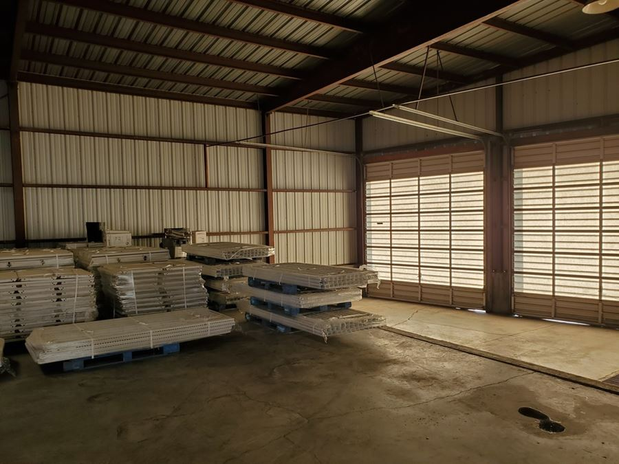 W Main Street Distribution Facility