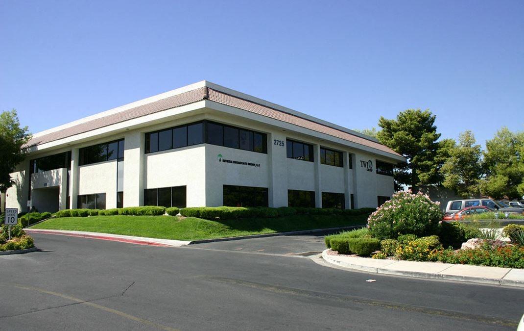 Desert Inn Office Center - Entire 2-Story Building Available