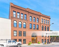 The Homestead Building - Des Moines