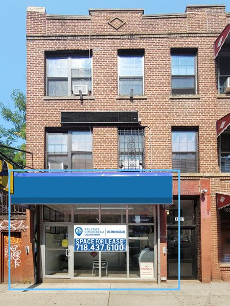 1687 Jerome Ave - Bronx