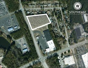 ±3.08-Acre Build-to-Suit Site in West Columbia