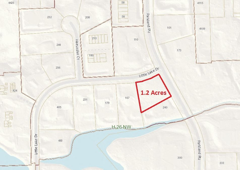 Ann Arbor Vacant Land for Sale - Parkland Plaza Business Park