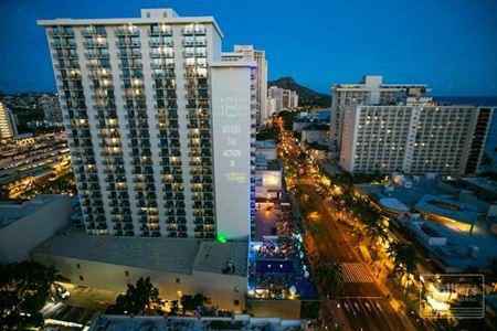 Waikiki Beachcomber - Entertainment Space for Lease - Honolulu