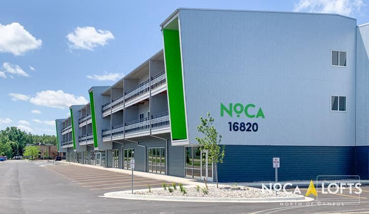 16820 Chandler Road- NoCa Retail Space for Lease