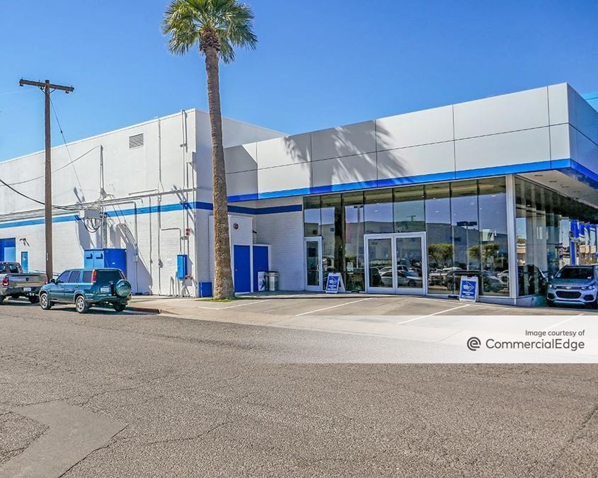 1233 East Camelback Road & 4999 North 12th Street & 1230 East Pierson Street