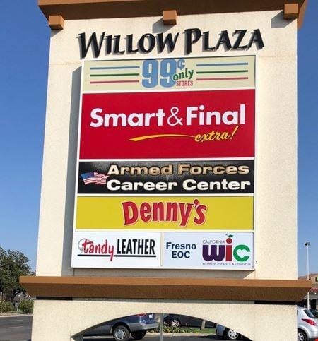 Willow Plaza Shopping Center - Clovis