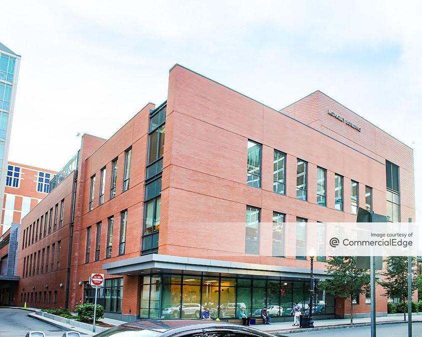Boston Medical Center - Moakley Building