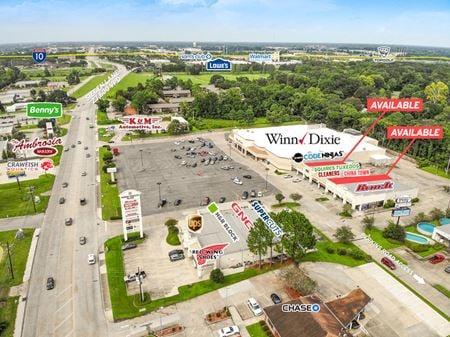 Siegen-Perkins Plaza Grocery Anchored - Baton Rouge
