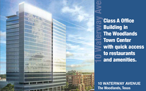 For Lease | 10 Waterway Avenue