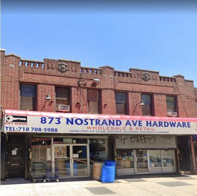 873-875 Nostrand Avenue