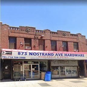 873-875 Nostrand Avenue - Brooklyn