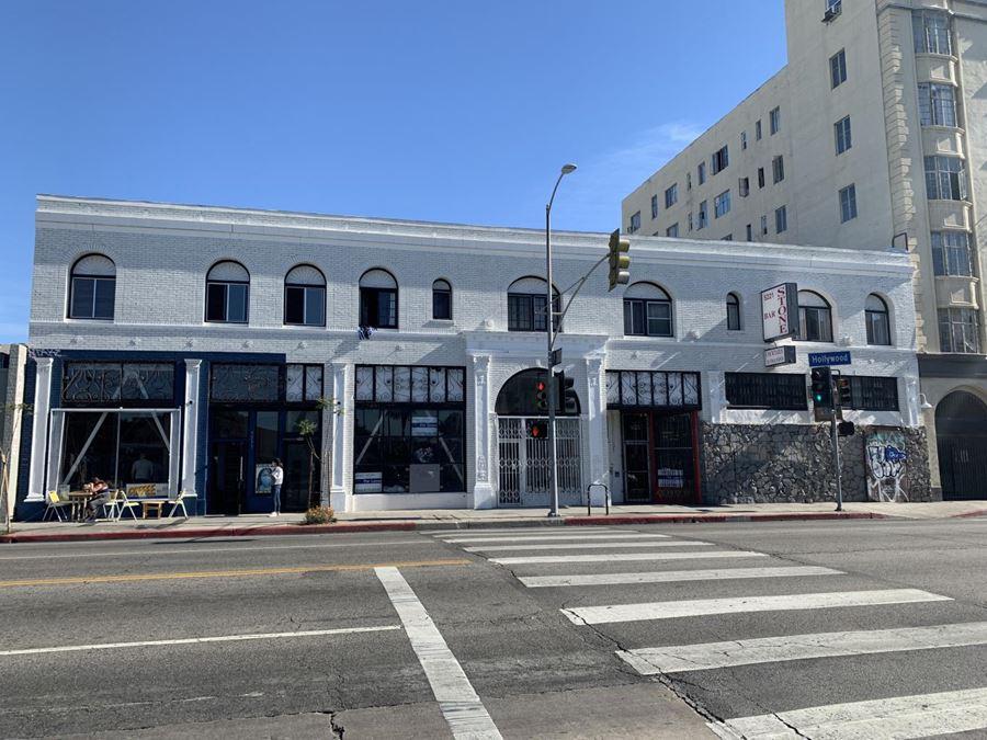 5211-5233 Hollywood Blvd