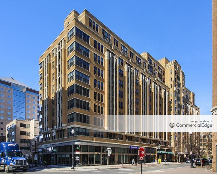 Clarendon Center - South Block