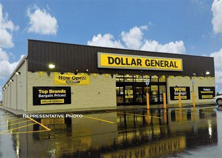 Dollar General - Vicksburg, MS - Vicksburg