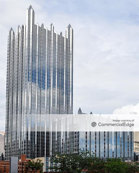 One PPG Place - Pittsburgh