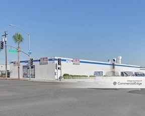 115 & 117 North Standard Avenue - Santa Ana