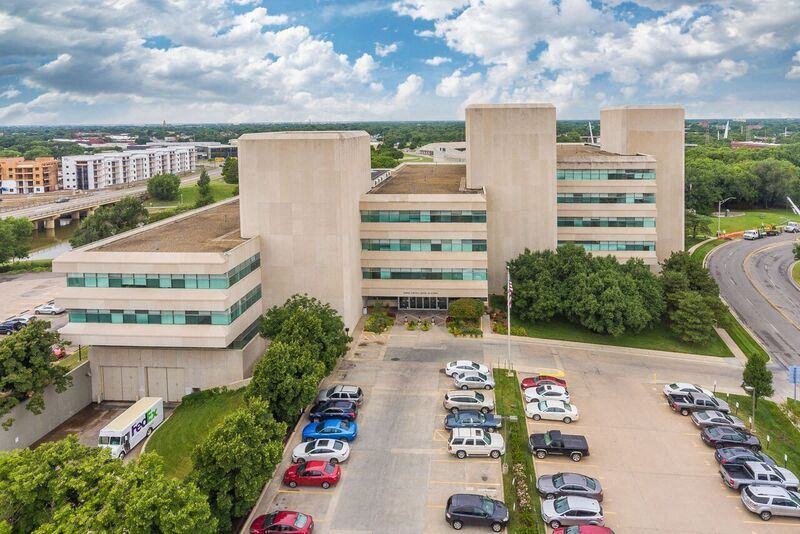 Farm Credit Bank Building - 245 N. Waco Street