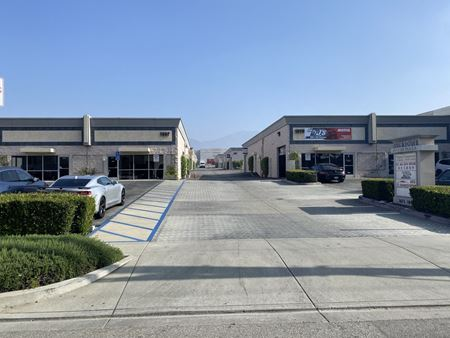 Two Unit - Industrial/Automotive Leased Investment - Upland