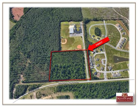 Chapman Tract of Conway-11.83 Acres for Sale - Conway