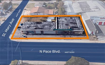 2801 N Pace Blvd - Pensacola