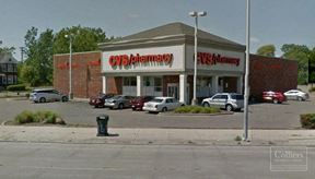 For Lease > Retail - Former CVS Pharmacy