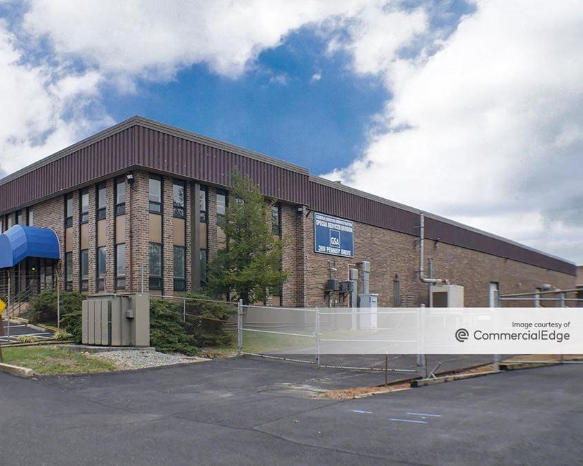 Wilson R. Gale Building