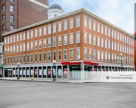 The Exchange Building - New Haven