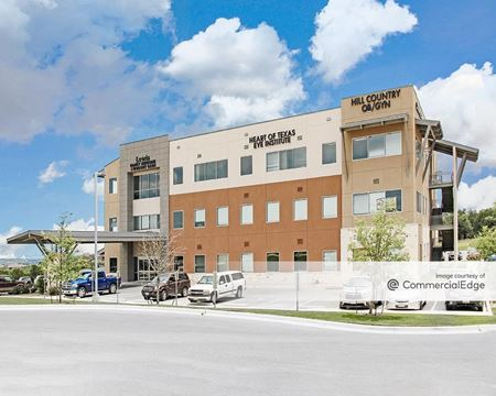 Medical Towers at Sawyer Ranch - Dripping Springs