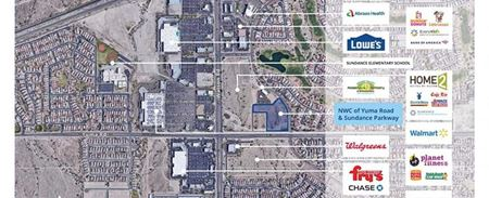 New Medical Office Development for Lease in Buckeye Arizona - Buckeye