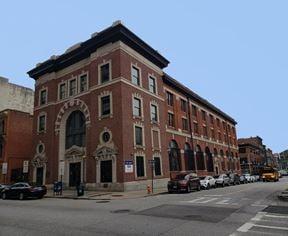 Historic Marine Bank Building - Baltimore