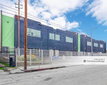 679-691 South Anderson Street - Los Angeles