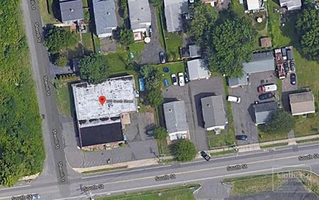 6,580 SF Industrial Building For Lease or Sale - New Britain