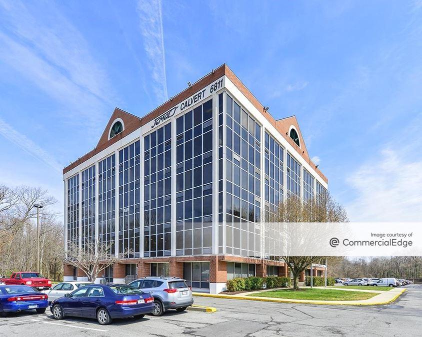 Calvert Metro Park - Calvert Building