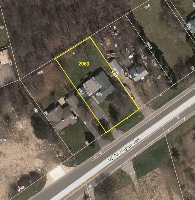 Commercial Development Vacant Land for Sale in Ypsilanti