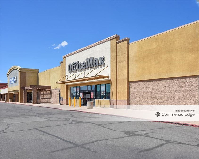 Tri Valley Plaza - 1346 East Florence Blvd