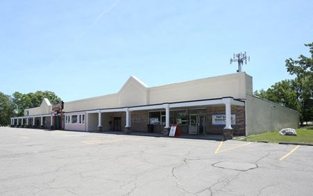 485-525 Spencerport Rd - Colonial Plaza - Rochester