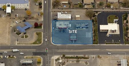 Pad Site for Ground Lease - Roswell
