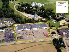 Tops Markets Springville Plaza & Restaurant - Springville
