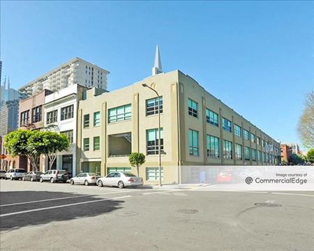 600 Battery Street - San Francisco