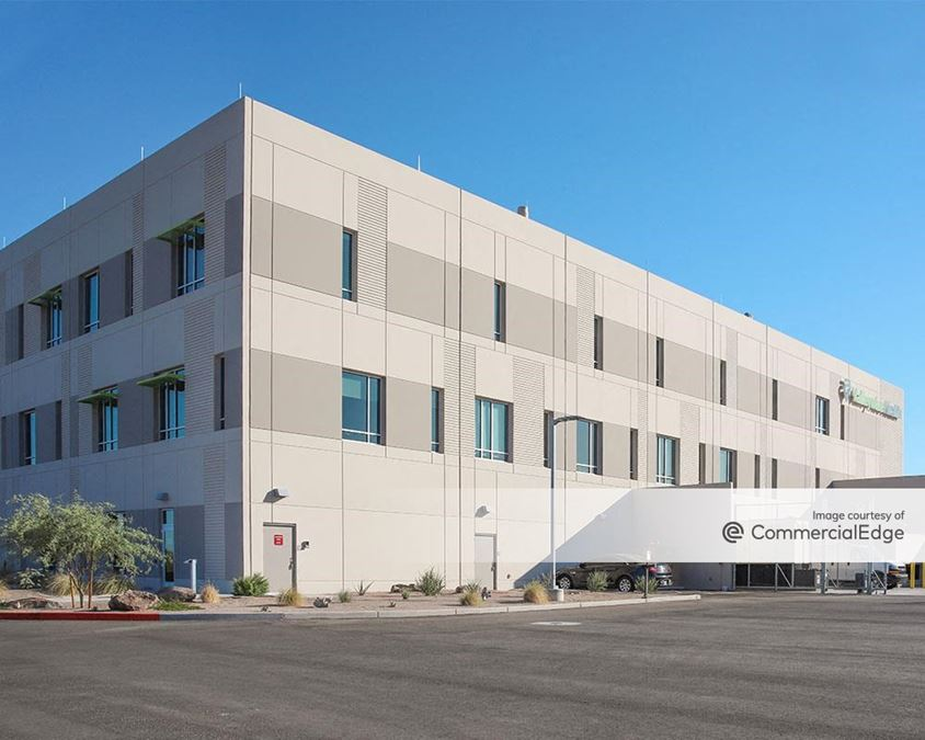 Valleywise Comprehensive Health Center