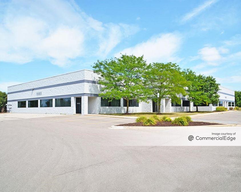 Ann Arbor Commerce Park - 1665 & 1777 Highland Drive