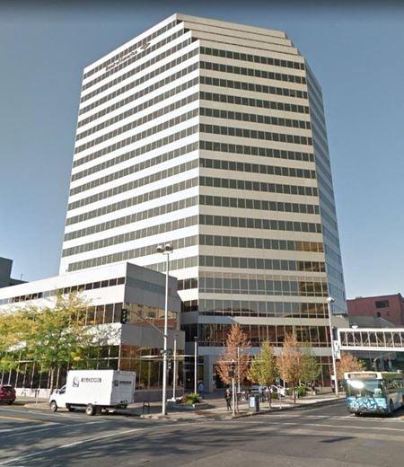 Suite 1210 of The Bank of America Building - Spokane