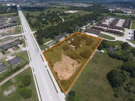 ±3.46 Acres   3417 & 3423 Cain Road   College Station, TX - College Station