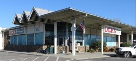 RETAIL BUILDING FOR LEASE AND SALE - San Leandro