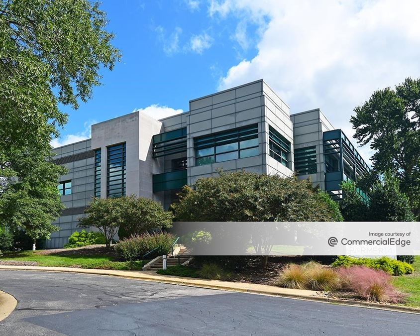 Research Triangle Park - 14 TW Alexander Drive