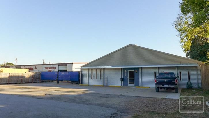 For Sale or Lease   Office/Warehouse in Southwest Houston
