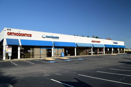 Lakeshore Point Retail Center - Gainesville